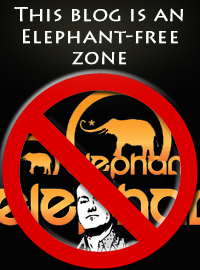 This blog is an Elephant Journal-free zone